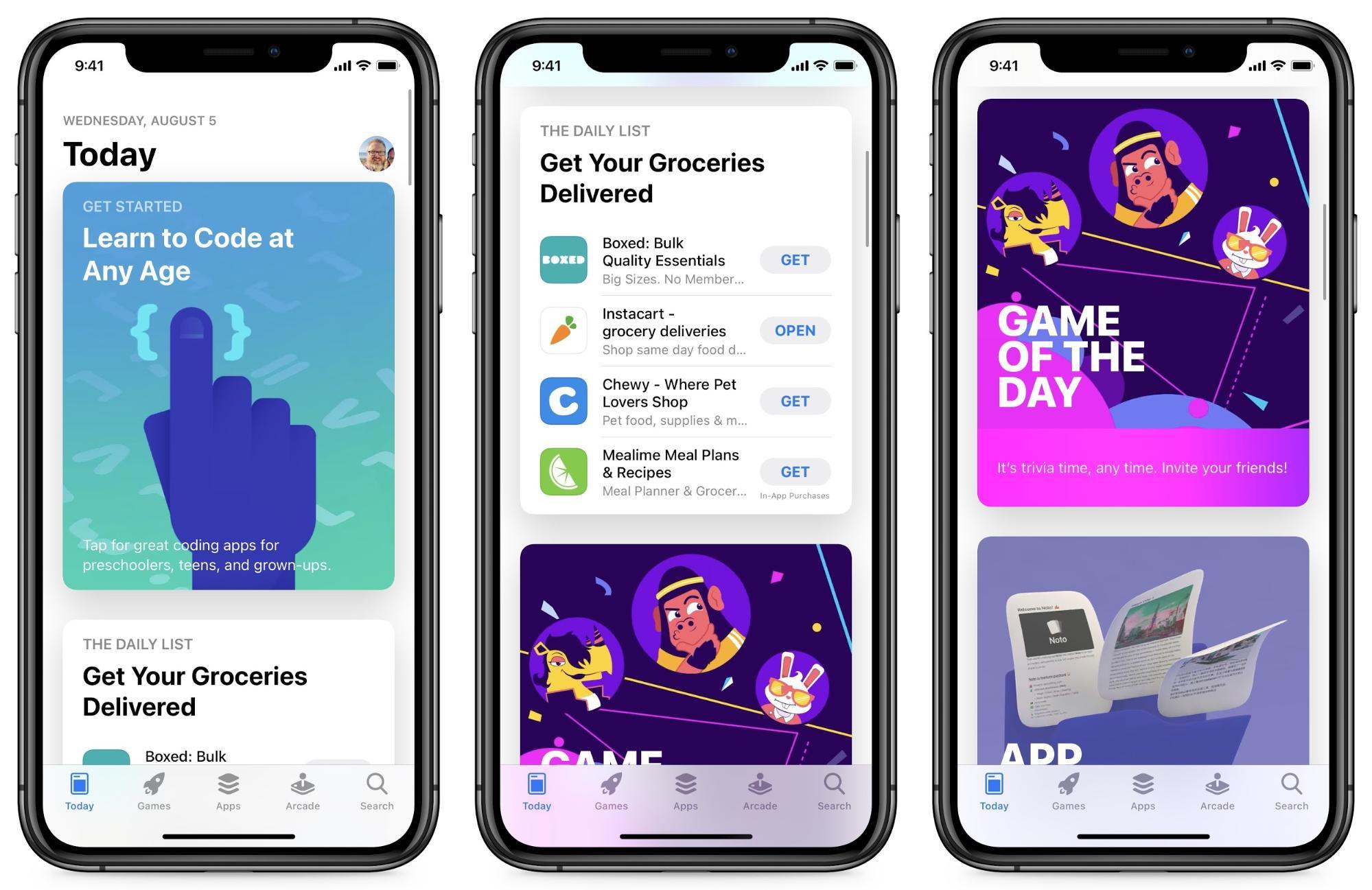 Record di 540 milioni di dollari per l'App Store a Capodanno thumbnail
