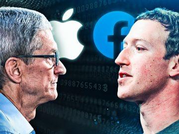 Apple attacca Facebook sulla privacy Tim Cook