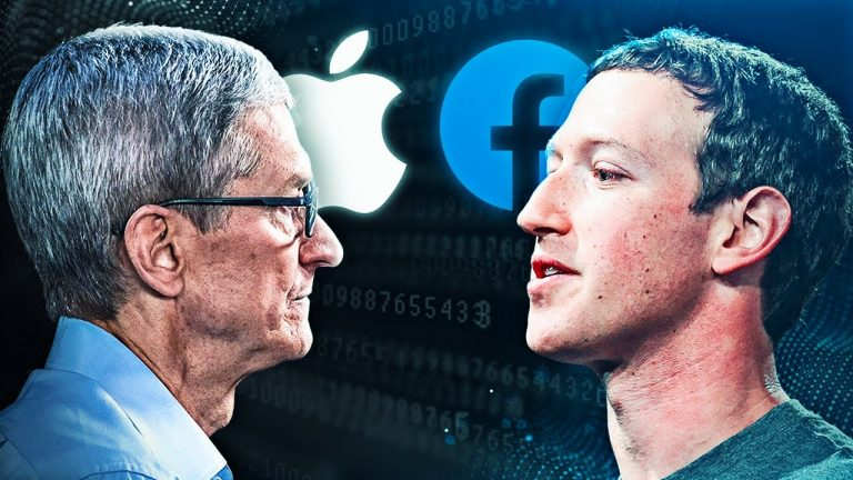 Apple attacca Facebook sulla privacy Tim Cook