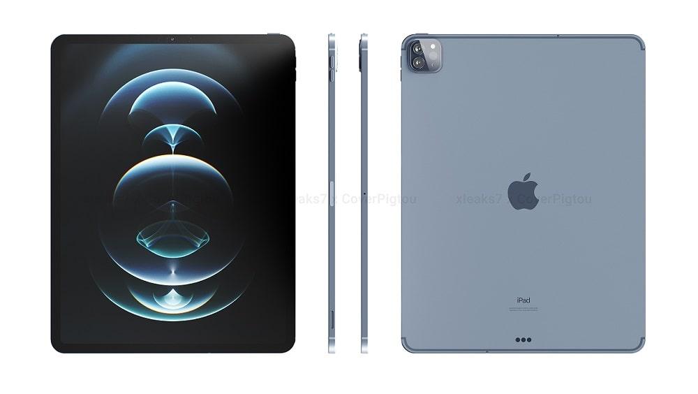 Apple iPad Pro 12.9 2021 immagini caratteristiche