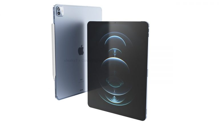 Apple iPad Pro 12.9 2021 immagini design-min