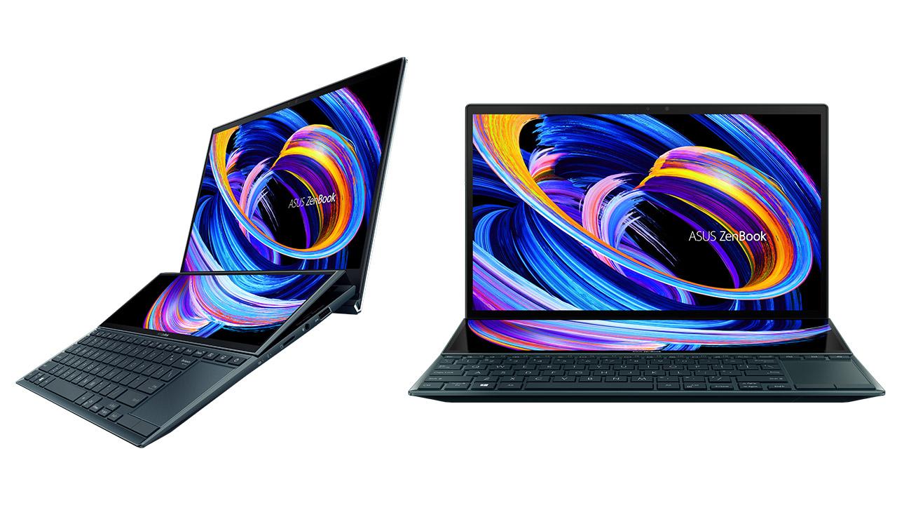 Asus ZenBook Duo 14_UX482