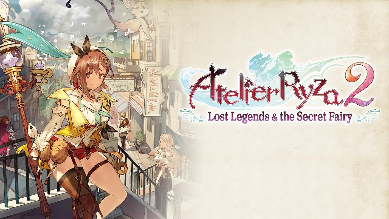 Atelier Ryza 2: Lost Legends & the Secret Fairy è in arrivo questo venerdì thumbnail