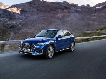 Audi apre gli ordini del nuovo Audi Q5 Sportback