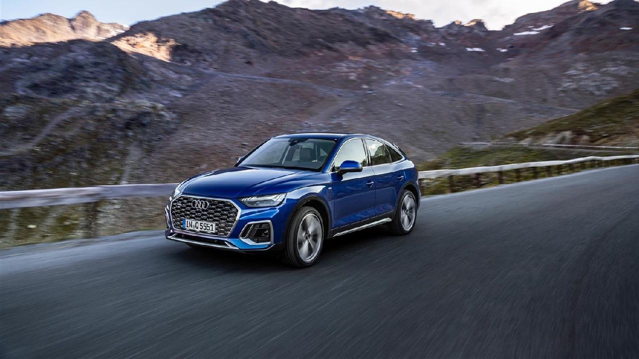 Audi Q5 Sportback: aperti gli ordini in Italia thumbnail