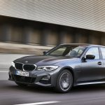 BMW 320e, la nuova ibrida di BMW