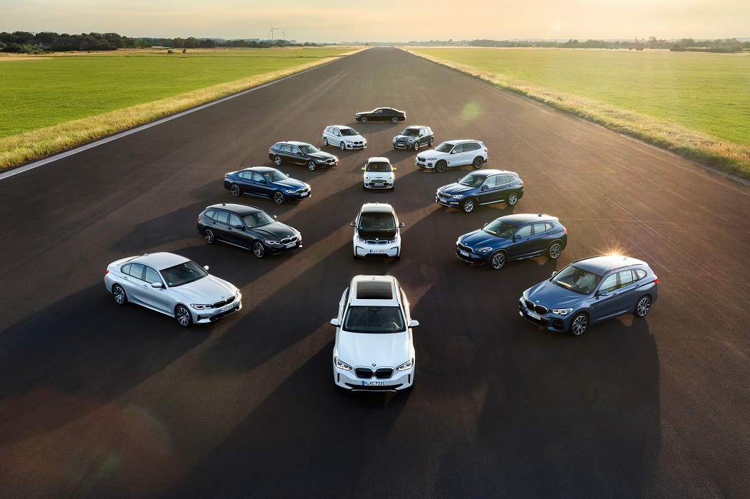 BMW, the Power of Choice