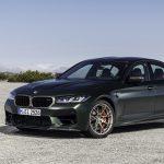 La nuova BMW M5 CS, 635 CV e 200.000 euro