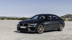BMW M5 CS, la berlina fa sul serio: 635 CV per la M più potente di sempre  BMW M5 CS: prezzo, motore e prestazioni della super berlina bavarese