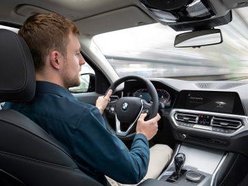 BMW iDrive CES 2021