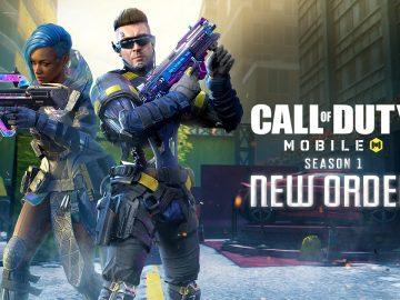 Il 2021 di Call of Duty Mobile inizia con la Stagione 1 New Order
