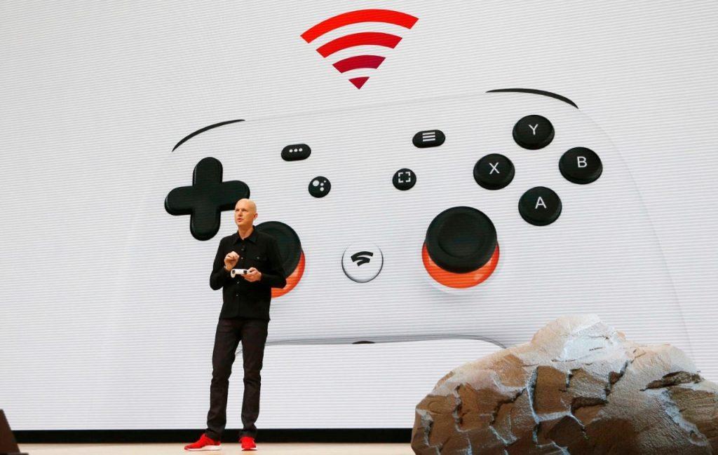 cloud gaming google stadia