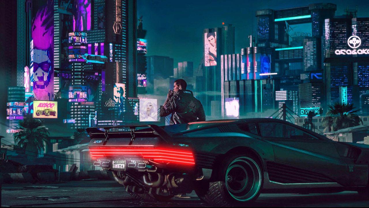 DLC-gratuito-Cyberpunk-2077-tech-princess