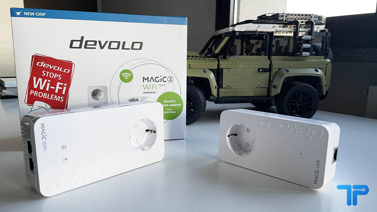 La recensione di Devolo Magic 2 WiFi next. Come estendere la rete wireless di casa thumbnail
