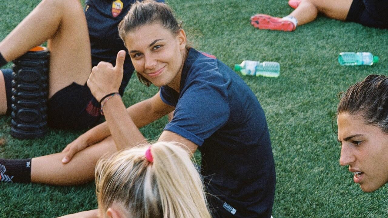 Uniche è la docuserie di TimVision dedicata al calcio femminile thumbnail