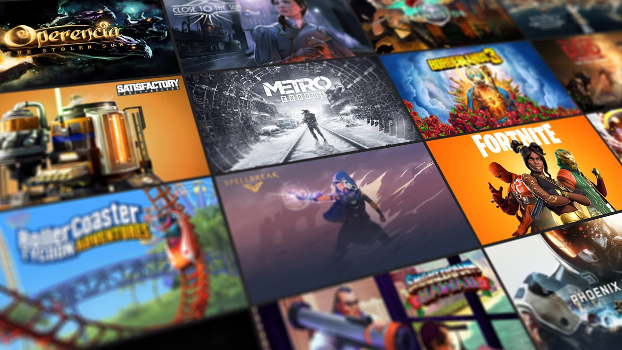 Gli utenti di Epic Games hanno riscattato 749 milioni di giochi gratuiti l'anno scorso thumbnail