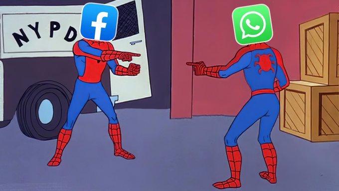 Telegram Facebook Twitter privacy WhatsApp