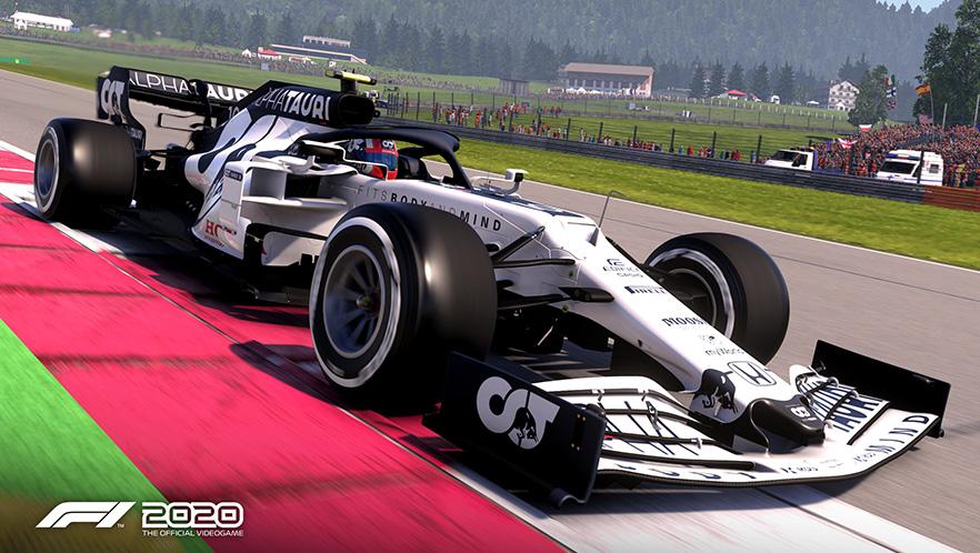Alpha Tauri Virtual GP 2021