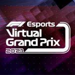 Logo F1 Virtual GP 2021