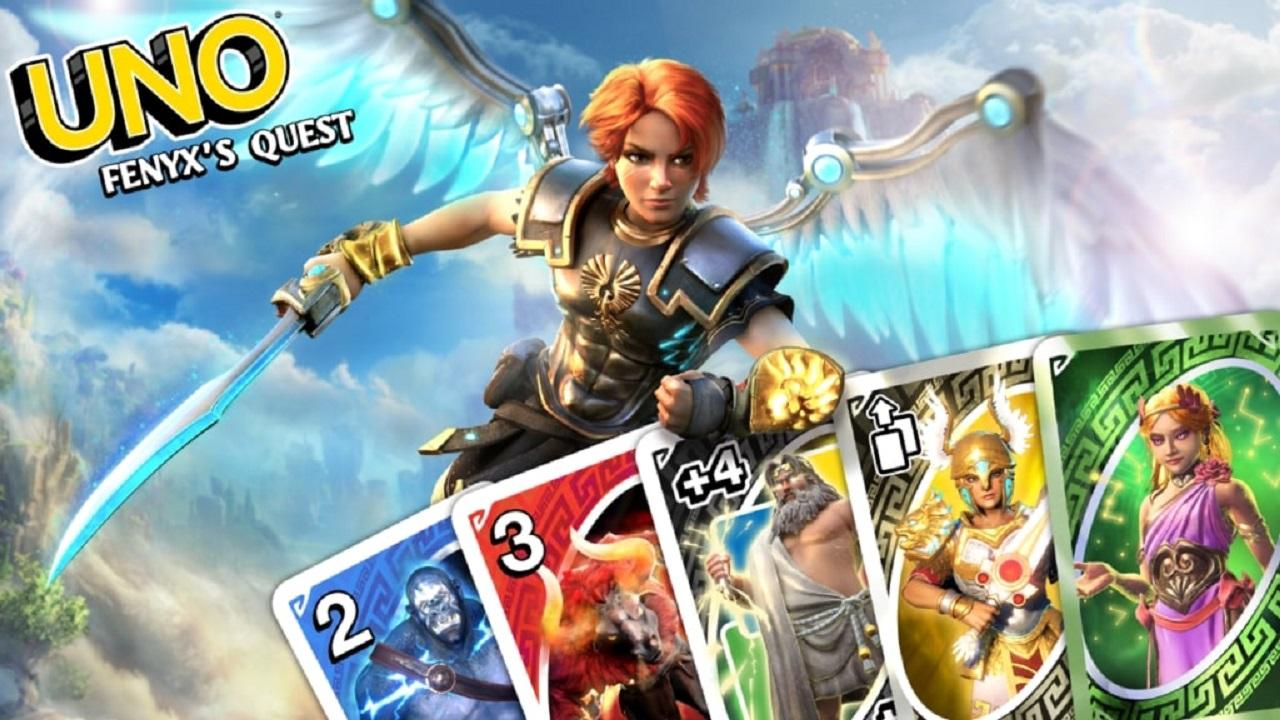 Il nuovo DLC di UNO ispirato a Immortals Fenyx Rising è ora disponibile thumbnail