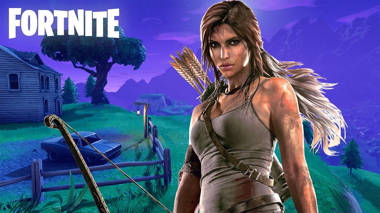 Il prossimo eroe di Fortnite sarà Lara Croft? thumbnail