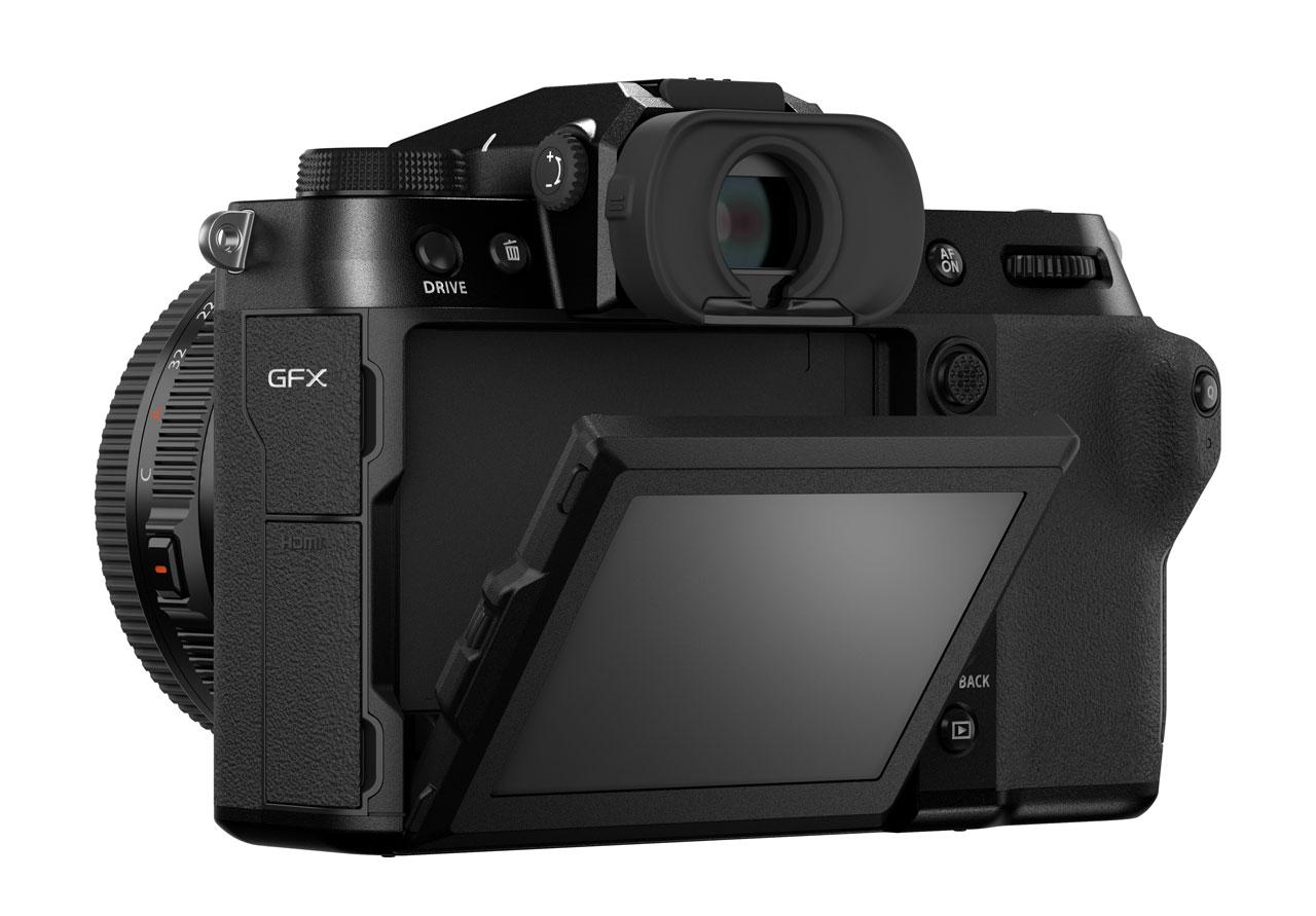 Fujifilm GFX100 S