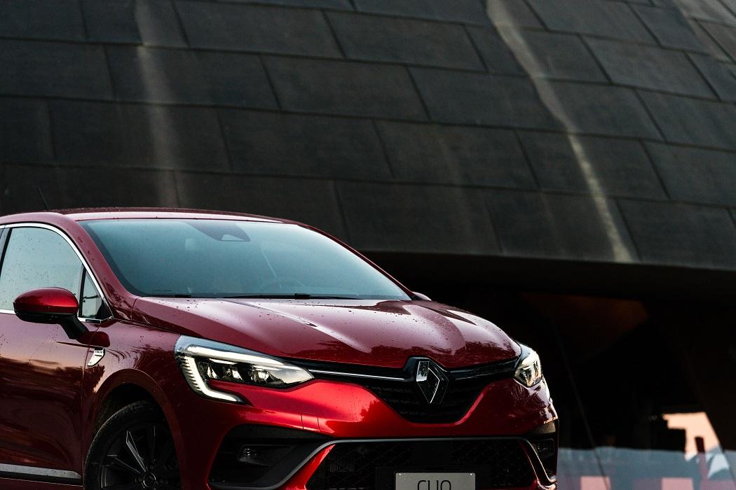 Renault Clio E-Tech Hybrid R.S. Line
