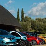 Gramma Renault E-Tech elettriche e ibride