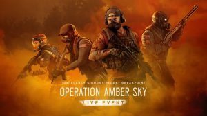 Potete giocare a Tom Clancy's Ghost Recon Breakpoint gratuitamente  Scoprite anche Operazione Amber Sky, l'evento crossover di Ghost Recon Breakpoint e Rainbow Six Siege