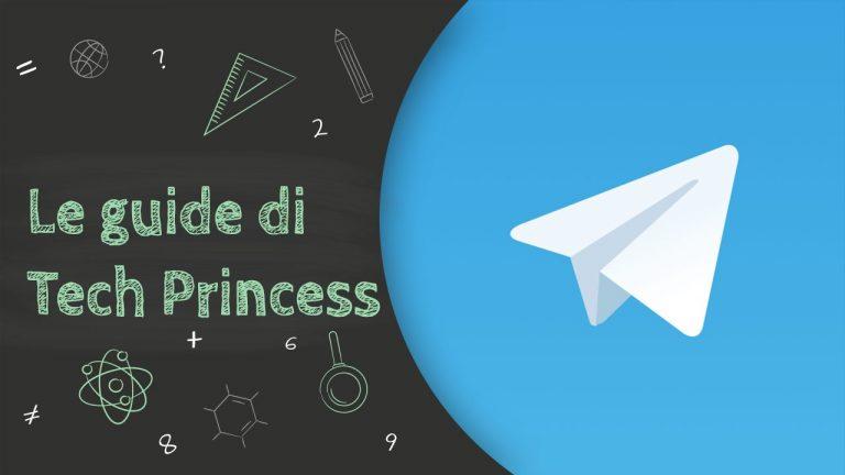 guida-telegram-messenger-tech-princess