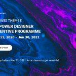 Huawei sfondi Themes_Empower Designer Incentive Programme