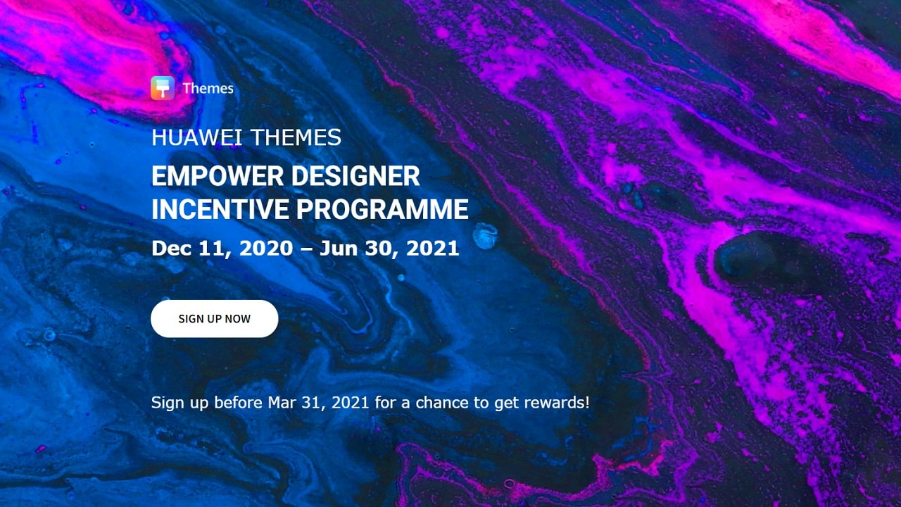 Huawei premia i designer di sfondi per Themes e Watch Faces thumbnail