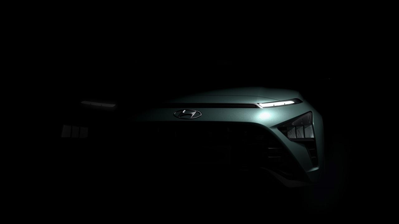 Hyundai Bayon: nuovi teaser per il futuro SUV compatto thumbnail
