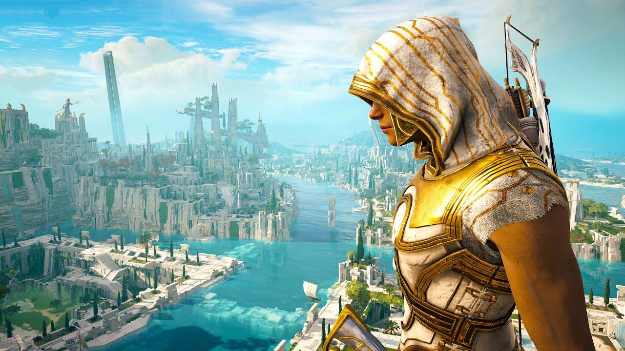 La lingua ISU di Assassin's Creed è stata decifrata da alcuni giocatori thumbnail