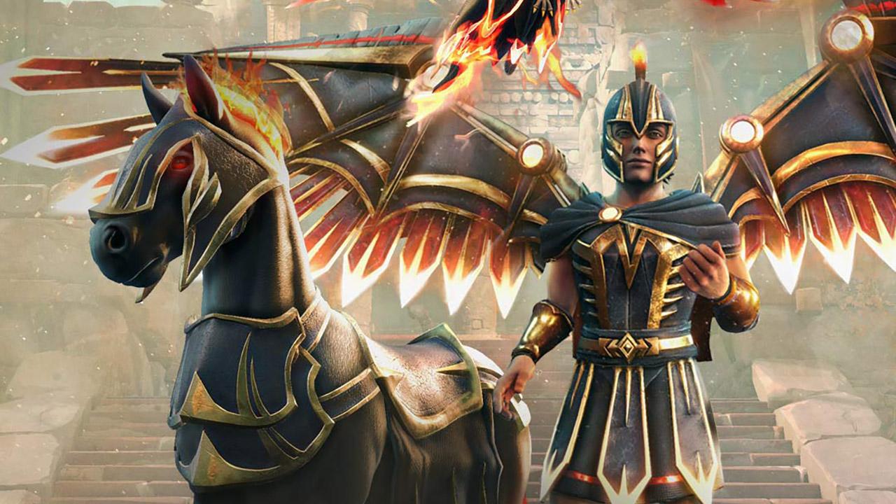 Immortals-Fenyx-Rising-Blood-of-Zeus-Netflix-Tech-Princess