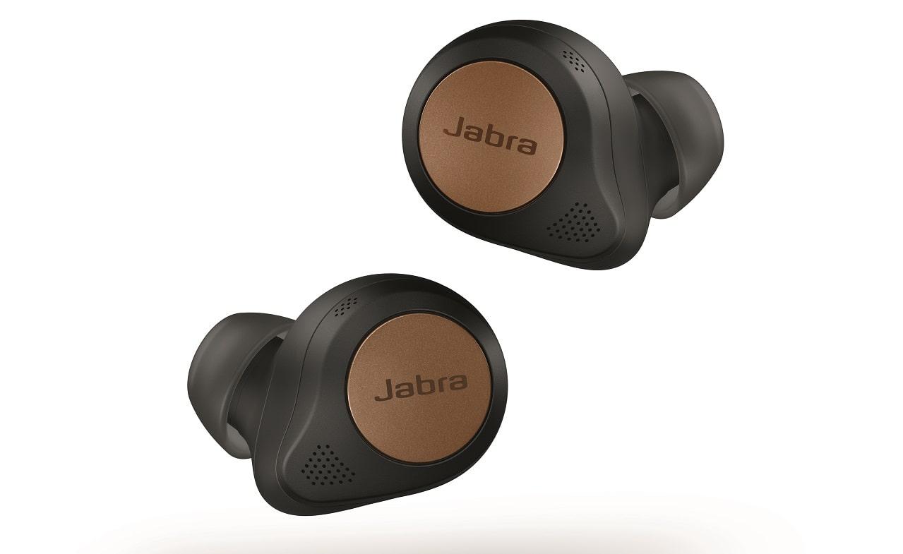 Jabra Elite 85 Angle 1 Copper Black LB