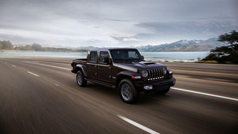 Jeep Gladiator copertina