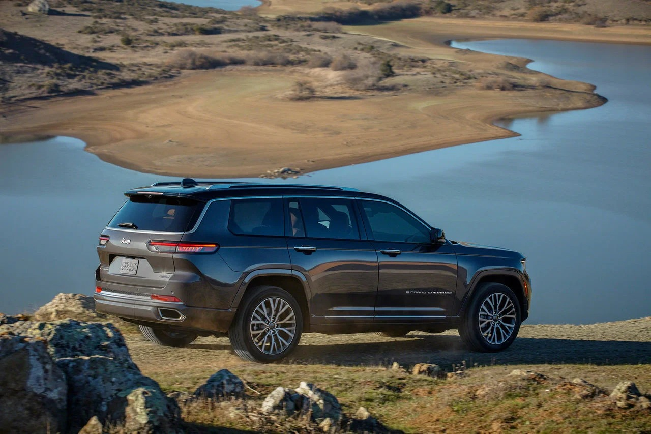 Jeep Grand Cherokee 2021 laterale