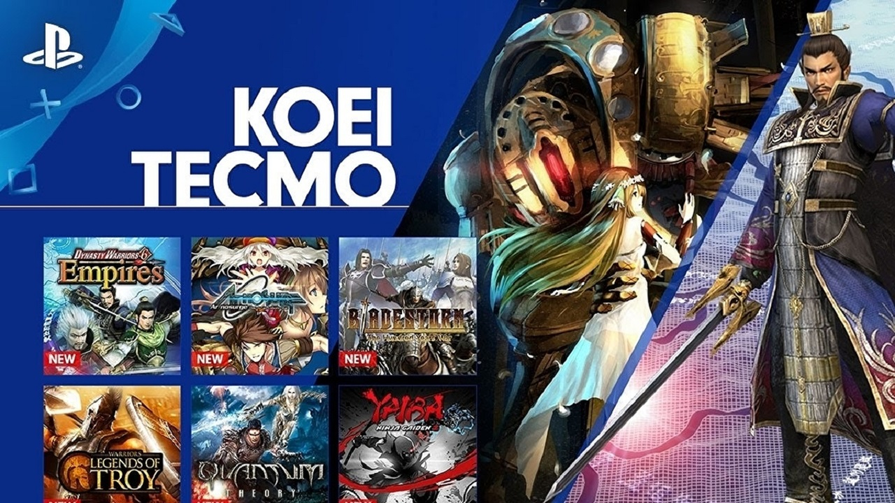 I siti di Koei Tecmo sono offline in seguito a un attacco informatico thumbnail
