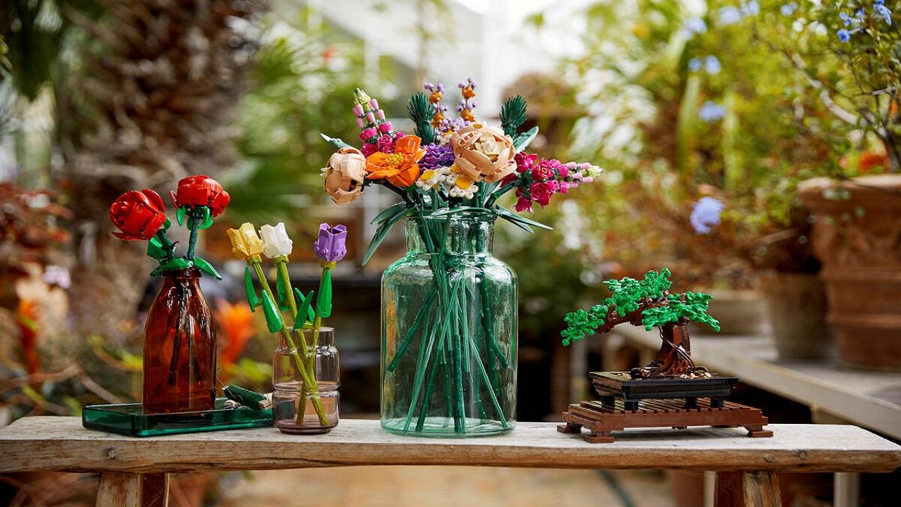 Date sfogo alla vostra creatività con le nuove costruzioni LEGO Botanical thumbnail