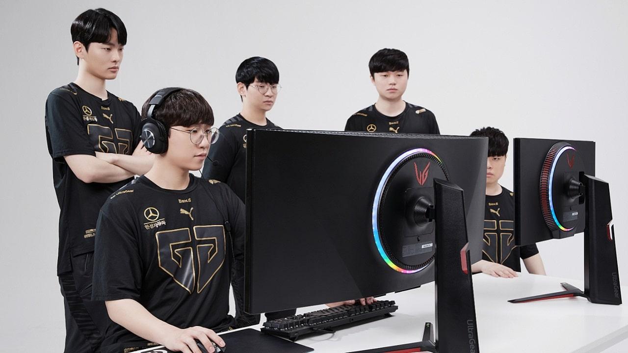 LG punta al mondo eSport con i monitor UltraGear e la collaborazione con Gen.G thumbnail