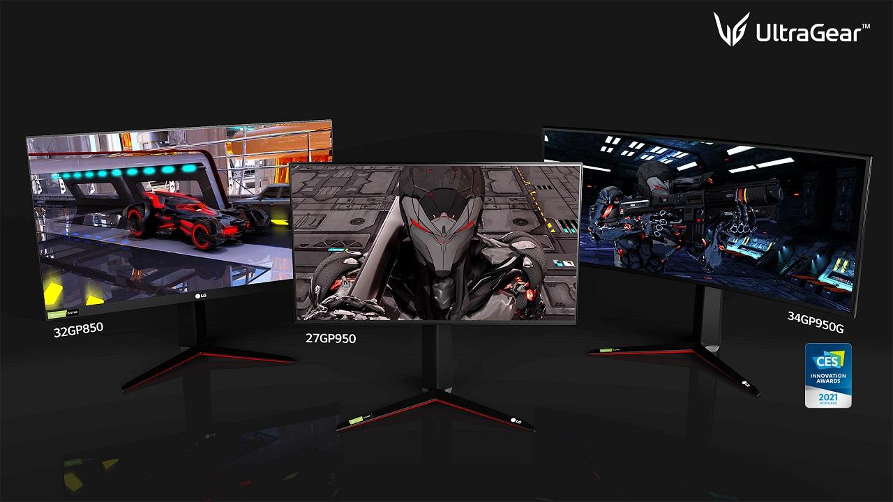 LG presenta i nuovi monitor della serie Ultra 2021 thumbnail