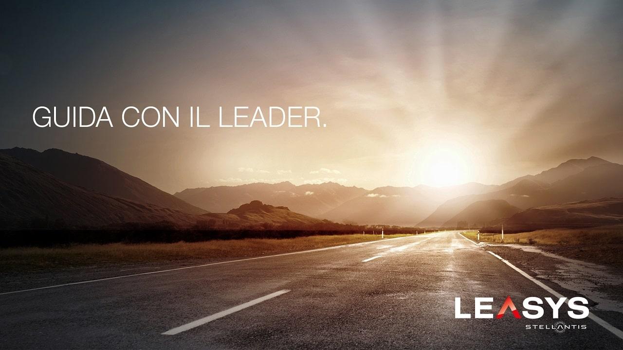Leasys si conferma al primo posto per il noleggio auto a lungo termine thumbnail