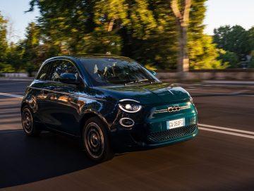 Arriva LeasysGo! a Torino, il nuovo servizio di car sharing elettrico di FCA