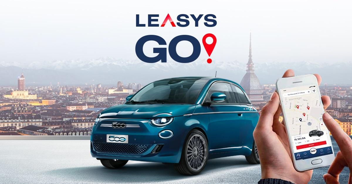 LeasysGo! Torino immagine dimostrativa