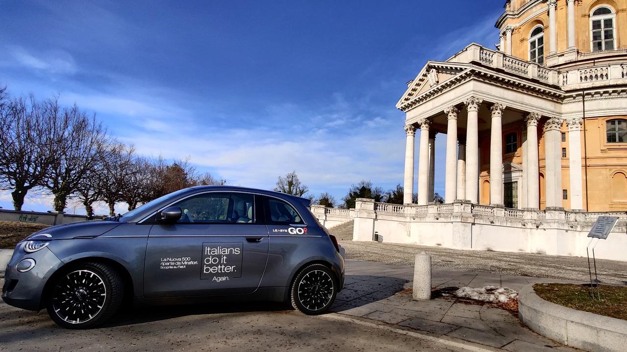 La recensione di LeasysGo!, il car sharing torinese delle FIAT 500 Elettriche thumbnail