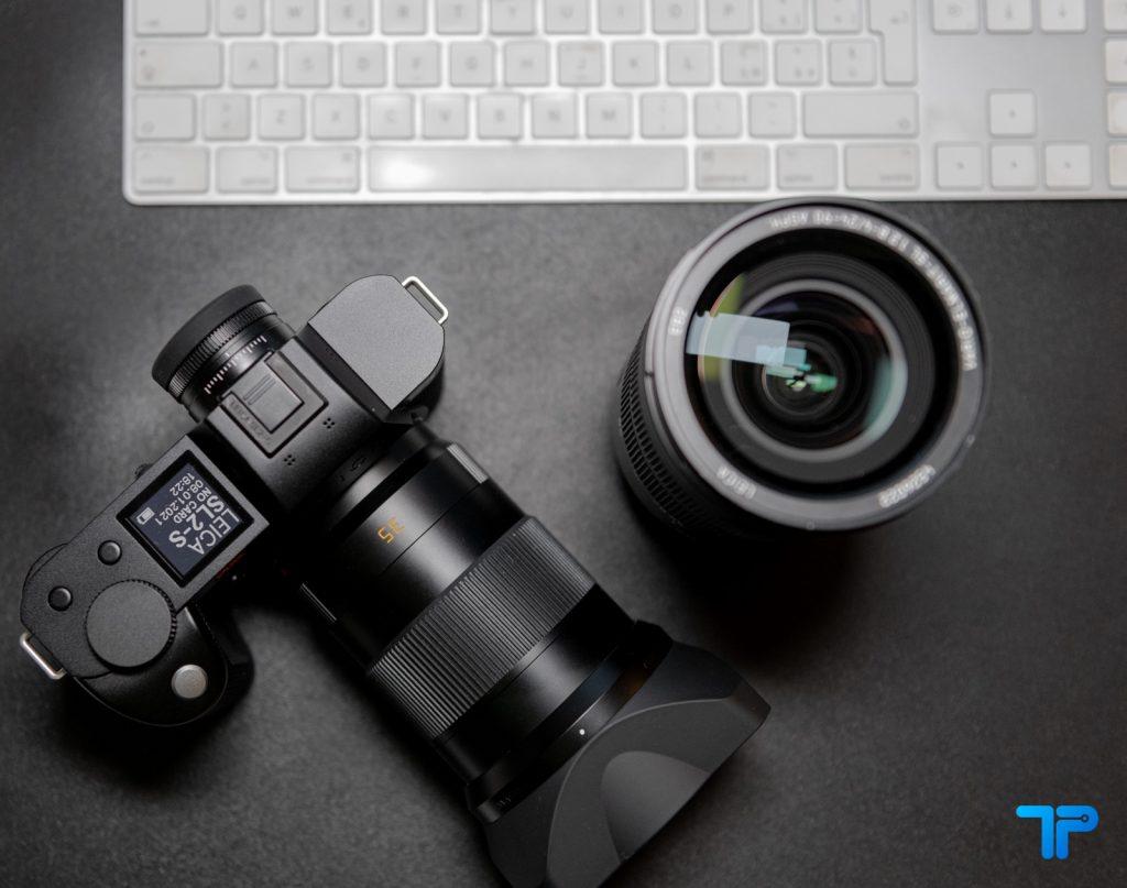 Leica SL2-S recensione fotocamera