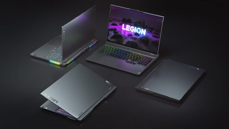 laptop lenovo legion 2021