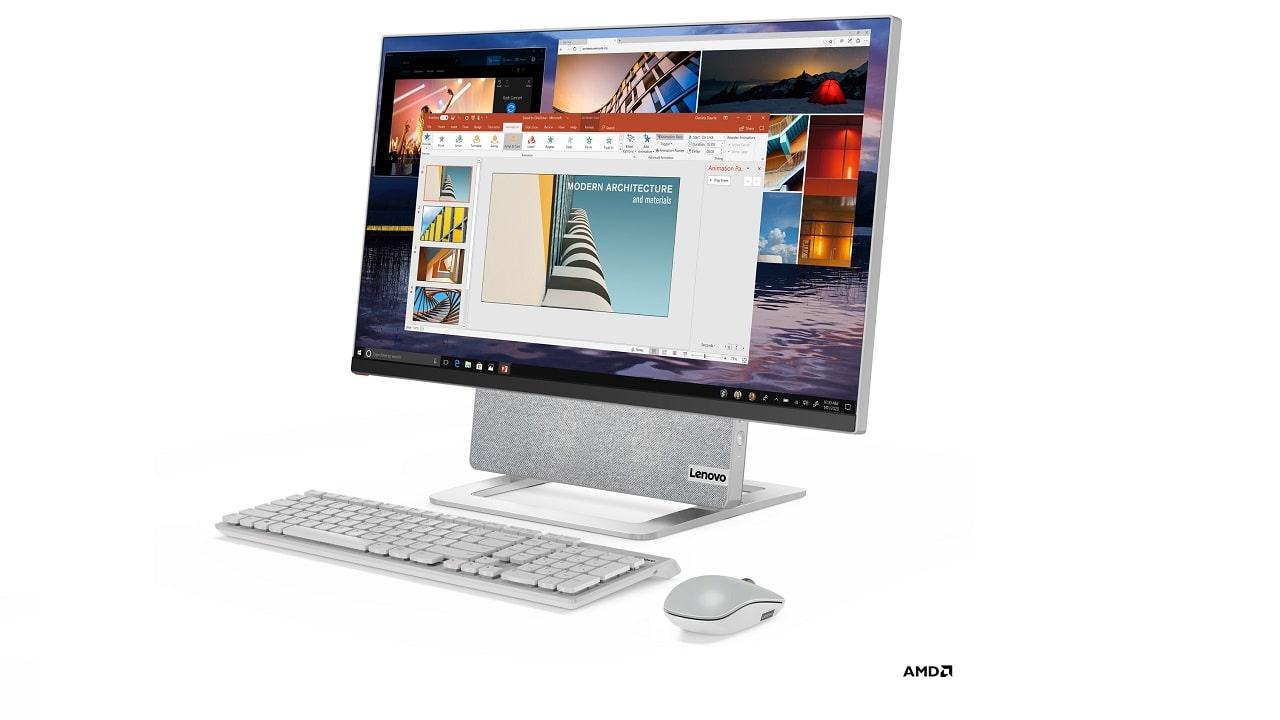 Lenovo lancia un computer all-in-one rotante. E non solo. thumbnail
