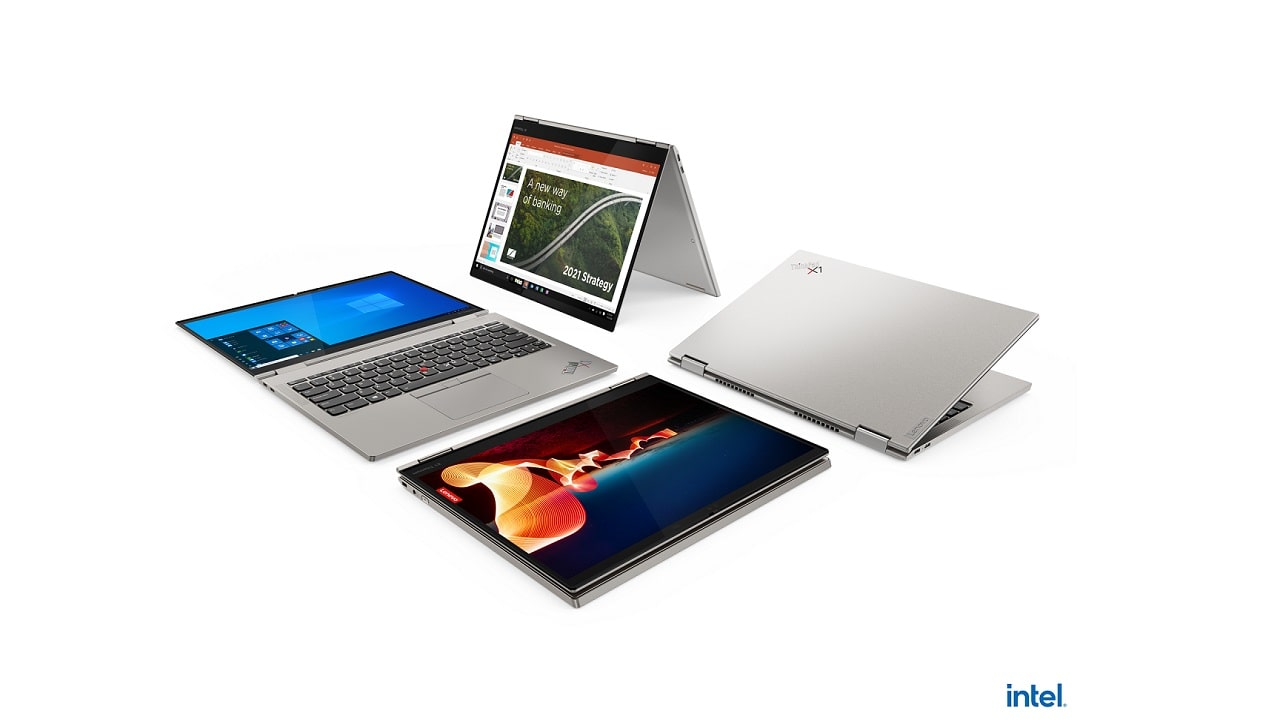 Lenovo presenta il Thinkpad più sottile di sempre: X1 Titanium Yoga thumbnail